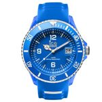 Ice Watch SR.3H.BWE.BB.S.15 Mens Blue Dial Analog Quartz Watch