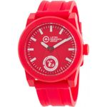 Lrg WVOP184803-RE24 Unisex Red Dial Analog Quartz Watch