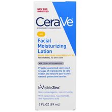 CeraVe Facial Moisturizing Lotion AM SPF 30 Daily Face Moisturizer with SPF - 3 oz