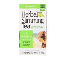 21st Century Herbal Slimming Tea Lemon-Lime 24 Tea Bags 1.7 oz (48 g)