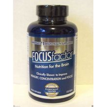 Focus factor Americas no 1 brain health supplement - 150 Tablets