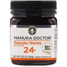 Manuka Doctor, 24+ Bio Active Manuka Honey, 8.75 oz (250 g)