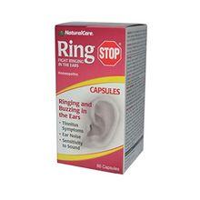 Natural Care, RingStop, 60 Capsules