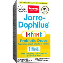 Jarrow Formulas Jarro-Dophilus Probiotics Liquid Drops Infant 0.51 fl oz. (15 ml)