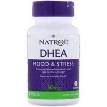 Natrol DHEA 50 mg - 60 Tablets