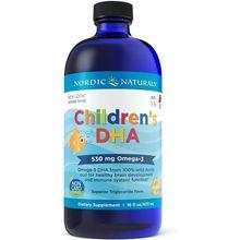 Nordic Naturals - Children's DHA, Healthy Cognitive Development and Immune Function, 16 Fl Oz