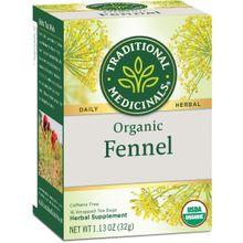 Traditional Medicinals Teas Fennel Tea 16 bag