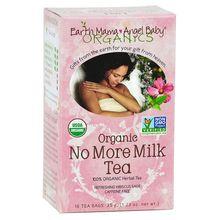 Earth Mama Angel Baby Organic No More Milk Tea -- 16 Tea Bags