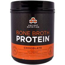 Ancient Nutrition Bone Broth Protein Chocolate 17.8 oz (504 g) ATN-02002