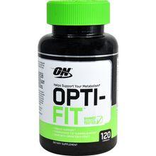 Optimum Nutrition Opti-Fit Capsules -- 120 Capsules