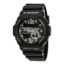 Casio GA310-1A Mens G-Shock Quartz Resin Strap Watch