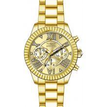 Invicta 21423 womens Angel Gold Tone Watch