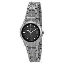 Citizen EW1410-50E Womens Black Dial Analog Quartz Watch