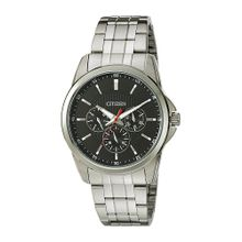 Citizen AG8340-58E Mens Quartz Watch with Stainless Steel Strap