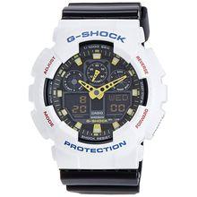 Casio G-Shock Analog Digital World Time Watch GA100CS-7A