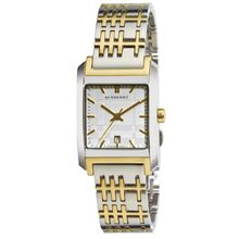 Burberry BU1573 Womens Watch with Stainless Steel Strap