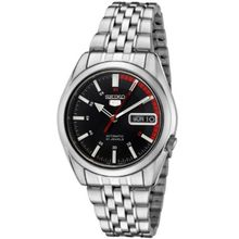 Seiko  SNK375K  Men's  Automatic Stainless Steel Watch