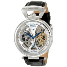 Stuhrling 127A2.33152 Mens Silver Dial Analog Automatic Watch