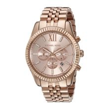 Women's Michael Kors Lexington Chronograph Watch MK8319