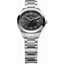Maurice Lacroix MI1014-SS002330 Womens Black Dial Analog Quartz Watch