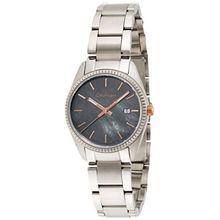 Calvin Klein K5R33B4Y Womens Mop Dial Quartz Stainless Steel Strap Watch