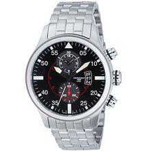 Torgoen Swiss Men's T33201 Pilot Watch