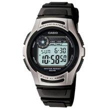 Casio W213-1AV Mens Digital Dial Digital Quartz Watch with Resin Strap
