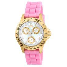 Invicta 21982 Womens Speedway Quartz Chronograph White Dial Watch