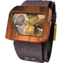 Mistura PELCOFBLKFLOW Unisex Multicolor Dial Analog Quartz Watch