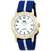 Men's Blue Vestal Alpha Bravo Zulu Watch ABZ3C05