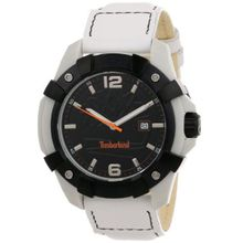 Timberland 13326JPGYB_02A Mens Black Dial Analog Quartz Watch with Nylon Strap