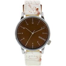 Komono KOM-W2151 Womens Brown Dial Analog Quartz Watch