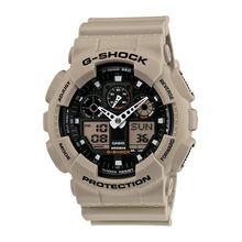 Casio GA100SD-8A Mens G-Shock Quartz Resin Strap Watch