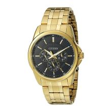 Citizen AG8342-52L Mens Quartz Watch with Stainless Steel Strap