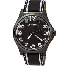 Marc Jacobs MBM1233 Womens Quartz Watch with Leather Strap