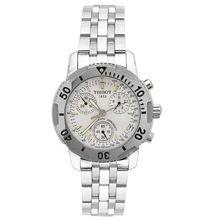 Tissot Men's T17148633 T-Sport PRS200 Chronograph Stainless Steel Bracelet Watch