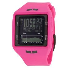 Vestal BRG015 Unisex Digital Quartz Watch with Polyurethane Strap