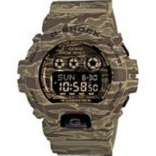 Casio GDX6900CM-5 Mens Brown Dial Quartz Watch with Resin Strap