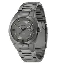 Police PL-12550JSU/61M Mens Grey Dial Analog Quartz Watch