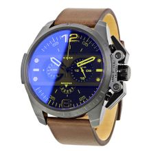 Diesel DZ4364 Mens Blue Dial Analog Quartz Watch