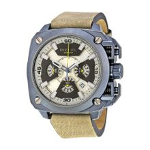Diesel DZ7342 Mens Taupe Dial Analog Quartz Watch