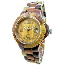 Tense L4100I Womens Brown Dial Analog Quartz Watch