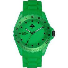 Lrg WLAT104001-GR95 Unisex Green Dial Analog Quartz Watch