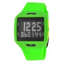 Vestal HLMDP18 Unisex Black Dial Analog Quartz Watch with Polyurethane Strap