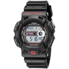 Casio G9100-1 Mens Digital Dial Digital Quartz Watch with Resin Strap