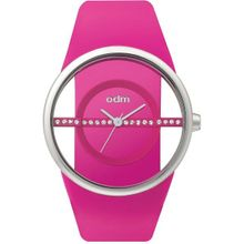 Odm DD151C-03 Womens Pink Dial Analog Quartz Watch