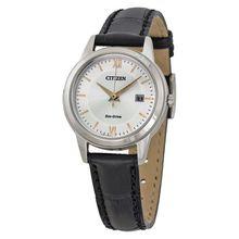 Citizen FE1086-04A Womens Silver Dial Analog Quartz Watch