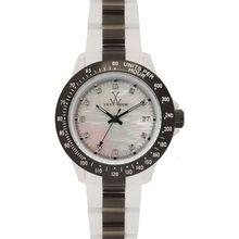 Toy Watch 28213-GM Womens Heavy Metal Plasteramic Watch