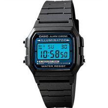Casio F105W-1A Mens Digital Dial Digital Quartz Watch with Resin Strap