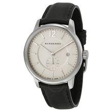 Burberry BU10000 Mens Beige Dial Analog Quartz Watch